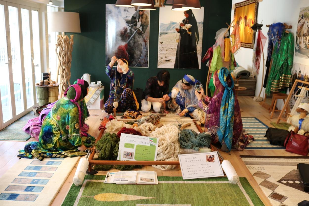 織り子さんイベント