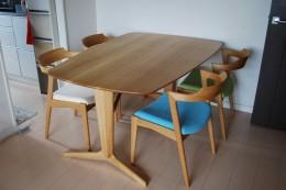 geppo dinnngtable+chair