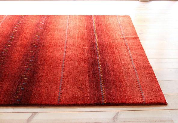 赤ギャッベ,生命の樹,幸せの窓,ゾランヴァリ